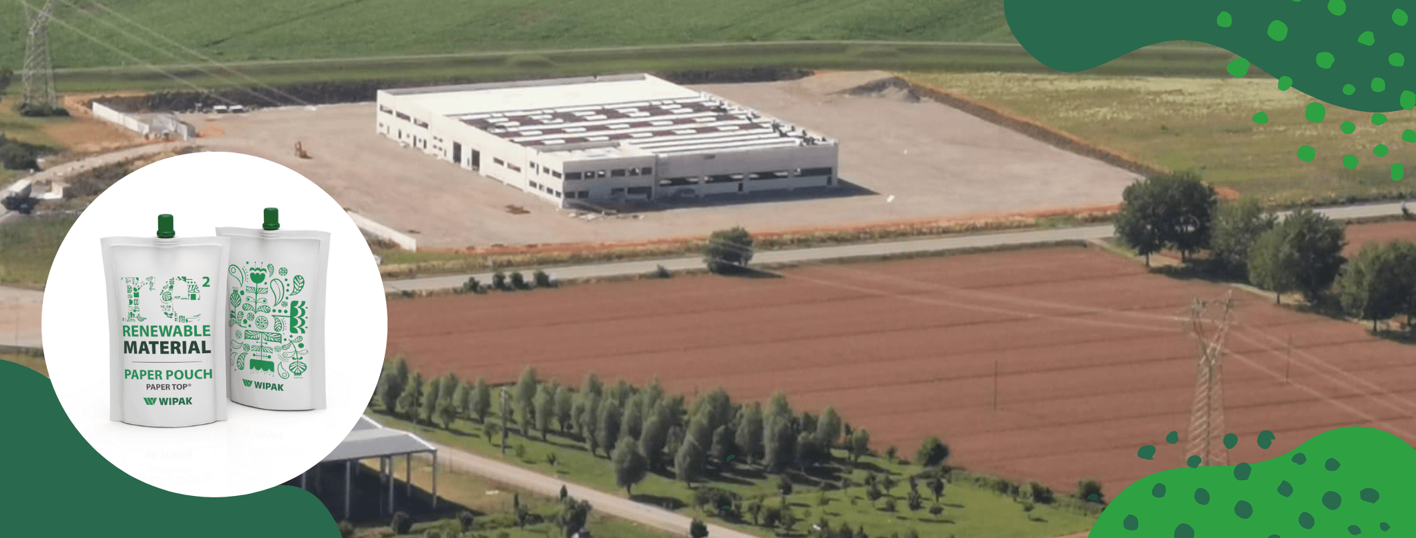 Wipak Bordi plant is getting an extension