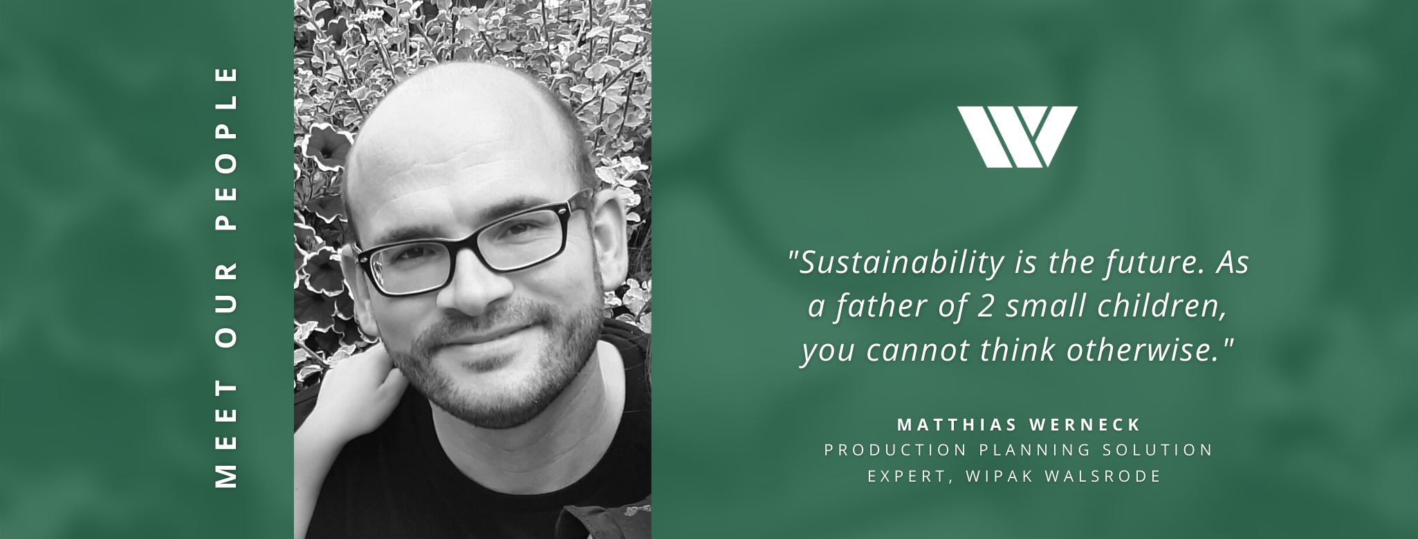 Meet our colleague, Matthias Werneck