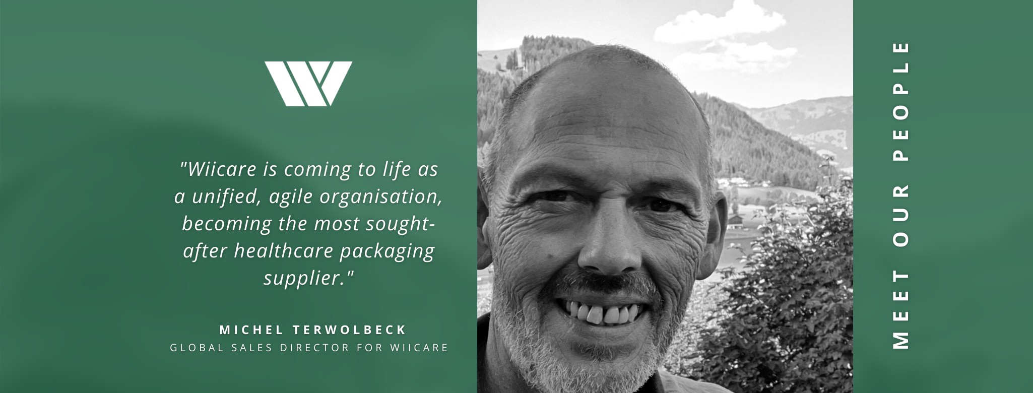 Meet Our People Michel Terwolbeck