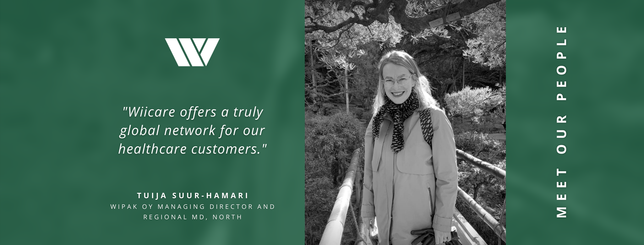 Meet our wipak colleague - Tuija Suur-Hamari