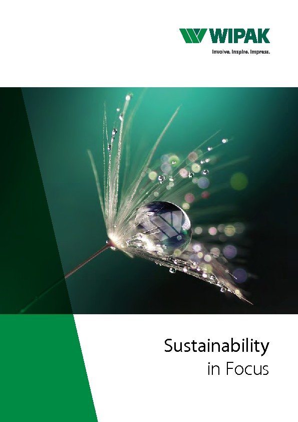 Sustainable Packaging Solutions | Wipak